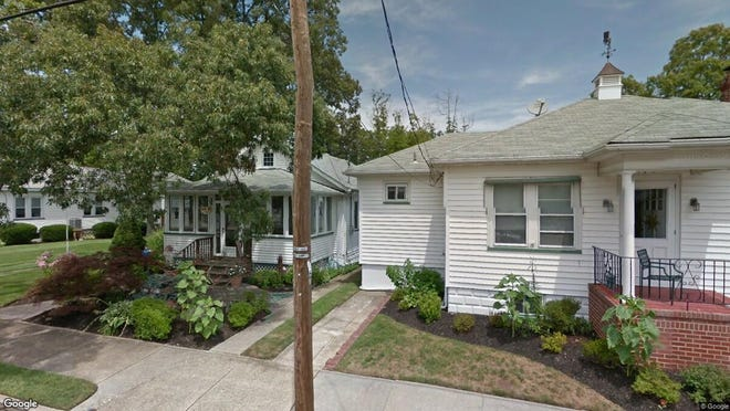 This Google Street View image shows the approximate location of 147 E. Bayview Ave. in Ocean Gate. The property at this address changed hands in July 2019, when new owner bought the property for $239,000.