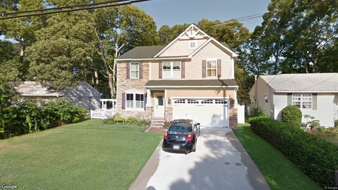 This Google Street View image shows the approximate location of 1321 River Ave. in Point Pleasant. The property at this address changed hands in July 2019, when new owners bought the property for $645,000.