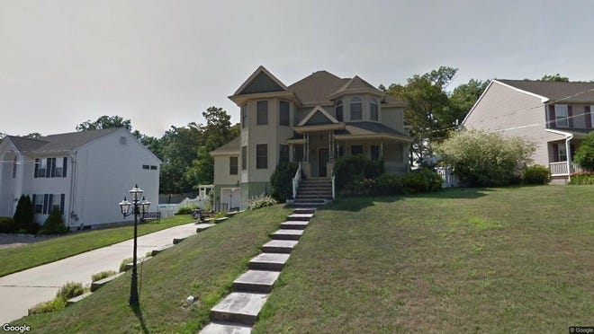 This Google Street View image shows the approximate location of 205 Spray Road in Stafford. The property at this address changed hands in July 2019, when new owner bought the property for $375,000.