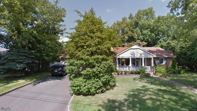 This Google Street View image shows the approximate location of 20 Fieldcrest Lane in Brick. The property at this address changed hands in August 2019, when new owner bought the property for $325,000.