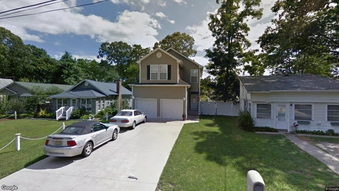This Google Street View image shows the approximate location of 712 Elizabeth Ave. in Toms River. The property at this address changed hands in July 2019, when new owner bought the property for $305,000.