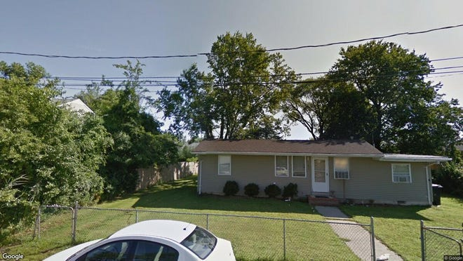 This Google Street View image shows the approximate location of 655 Ellicott Ave. in Toms River. The property at this address changed hands in August 2019, when new owner bought the property for $185,000.