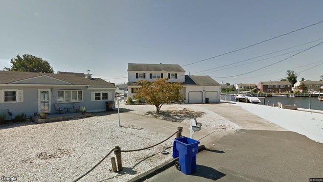 This Google Street View image shows the approximate location of 15 Jamaica Ave. in Toms River. The property at this address changed hands in July 2019, when new owners bought the property for $680,000.