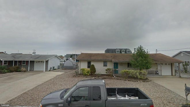 This Google Street View image shows the approximate location of 843 Bowline Drive in Lacey. The property at this address changed hands in July 2019, when new owners bought the property for $377,000.