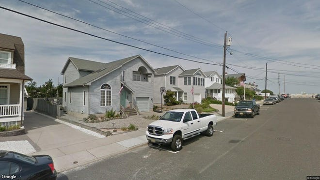 This Google Street View image shows the approximate location of 7 Bond Ave. in Lavallette. The property at this address changed hands in July 2019, when new owner bought the property for $1,175,000.
