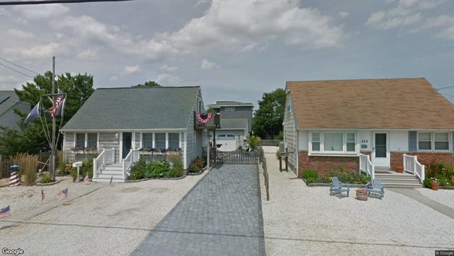 This Google Street View image shows the approximate location of 257 S. First St. in Surf City. The property at this address changed hands in July 2019, when new owners bought the property for $639,000.
