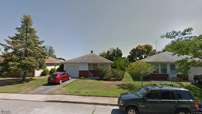 This Google Street View image shows the approximate location of 494 Jamaica Blvd. in Berkeley. The property at this address changed hands in April 2019, when new owner bought the property for $159,500.