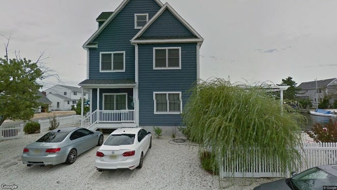 This Google Street View image shows the approximate location of 355 Lauderdale Drive in Toms River. The property at this address changed hands in July 2019, when new owners bought the property for $939,000.