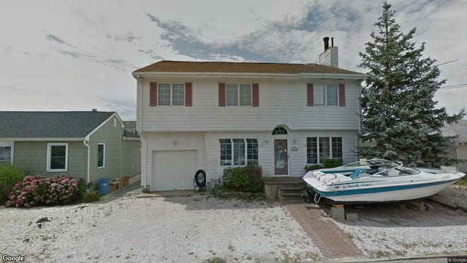 This Google Street View image shows the approximate location of 245 N. Lagoon Road in Toms River. The property at this address changed hands in August 2019, when new owners bought the property for $470,000.