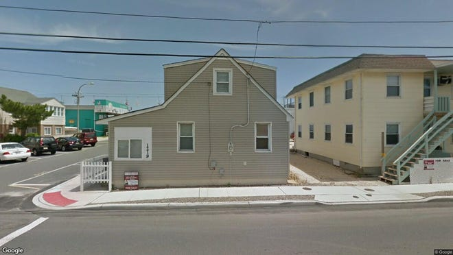 This Google Street View image shows the approximate location of 1219R Ocean Terrace in Seaside Heights. The property at this address changed hands in June 2019, when new owner bought the property for $325,000.