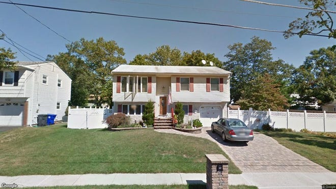 This Google Street View image shows the approximate location of 587 Rhode Island Ave. in Brick. The property at this address changed hands in July 2019, when new owners bought the property for $355,000.