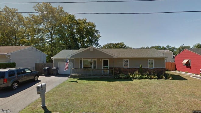 This Google Street View image shows the approximate location of 714 Hardean Road in Brick. The property at this address changed hands in August 2019, when new owners bought the property for $247,000.