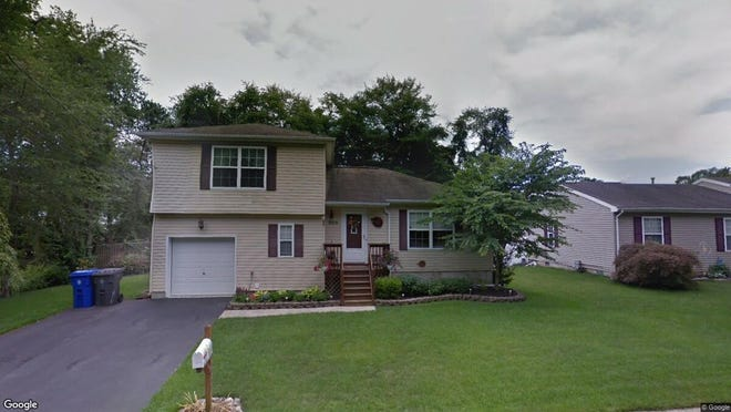 This Google Street View image shows the approximate location of 2015 Red Cedar St. in Toms River. The property at this address changed hands in July 2019, when new owners bought the property for $295,000.