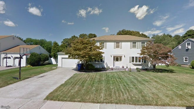 This Google Street View image shows the approximate location of 1022 Sheila Drive in Toms River. The property at this address changed hands in August 2019, when new owner bought the property for $375,000.