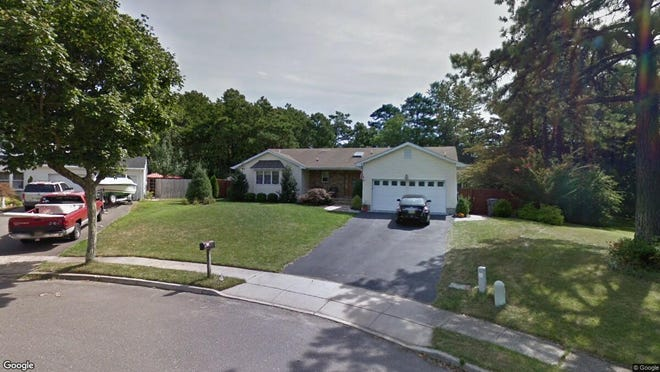 This Google Street View image shows the approximate location of 133 London Court in Toms River. The property at this address changed hands in August 2019, when new owner bought the property for $363,000.