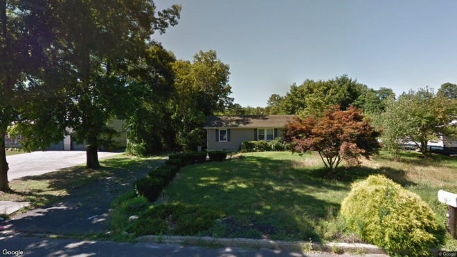 This Google Street View image shows the approximate location of 454 Pfister Road in Jackson. The property at this address changed hands in August 2019, when new owner bought the property for $319,000.