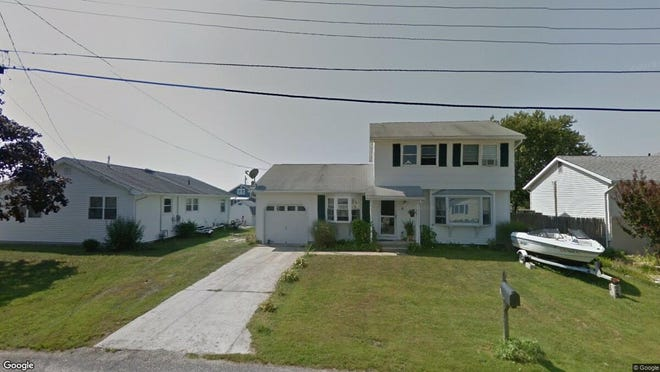 This Google Street View image shows the approximate location of 8 S. Boston Drive in Little Egg Harbor. The property at this address changed hands in July 2019, when new owner bought the property for $188,000.