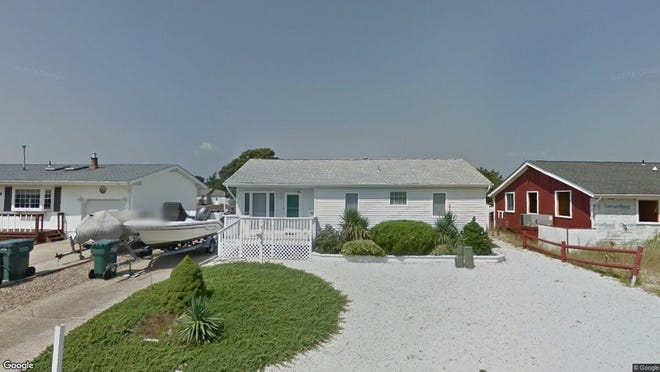 This Google Street View image shows the approximate location of 12 Hunter Drive in Little Egg Harbor. The property at this address changed hands in August 2019, when new owner bought the property for $228,000.