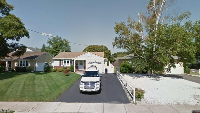 This Google Street View image shows the approximate location of 1203 Northstream Pkwy in Point Pleasant. The property at this address changed hands in August 2019, when new owners bought the property for $325,000.
