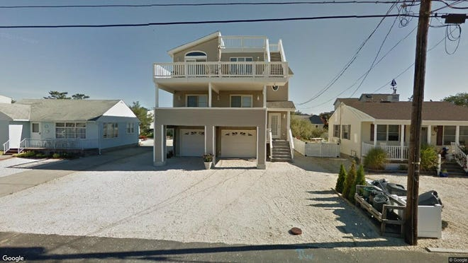 This Google Street View image shows the approximate location of 273 Division Ave. in Surf City. The property at this address changed hands in August 2019, when new owners bought the property for $905,000.