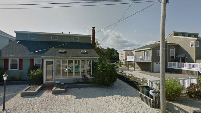 This Google Street View image shows the approximate location of 1709 Sunset Ave. in Surf City. The property at this address changed hands in July 2019, when new owners bought the property for $550,000.