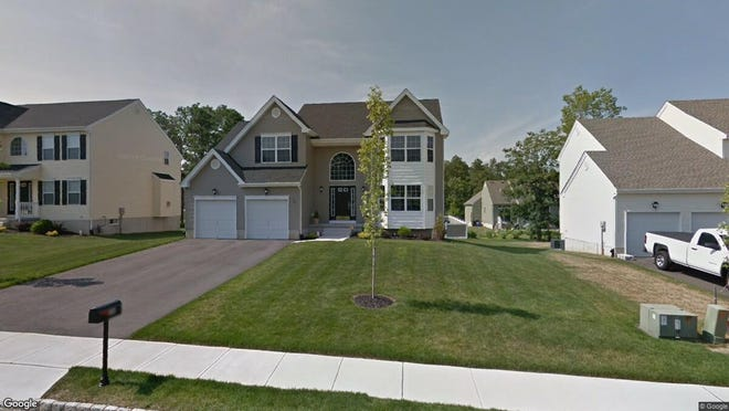 This Google Street View image shows the approximate location of 38 Tina Way in Barnegat. The property at this address changed hands in August 2019, when new owners bought the property for $347,000.