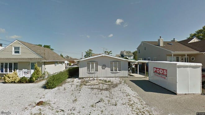 This Google Street View image shows the approximate location of 348 Silver Bay Road in Toms River. The property at this address changed hands in August 2019, when new owner bought the property for $220,500.
