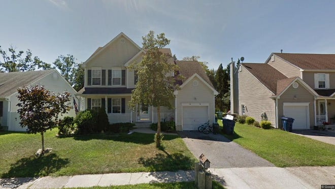 This Google Street View image shows the approximate location of 3 Osborn Court in Little Egg Harbor. The property at this address changed hands in August 2019, when new owners bought the property for $245,000.