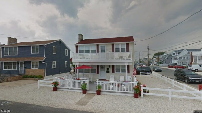 This Google Street View image shows the approximate location of 1314 Atlantic Ave. in Long Beach Township. The property at this address changed hands in September 2019, when new owners bought the property for $840,000.