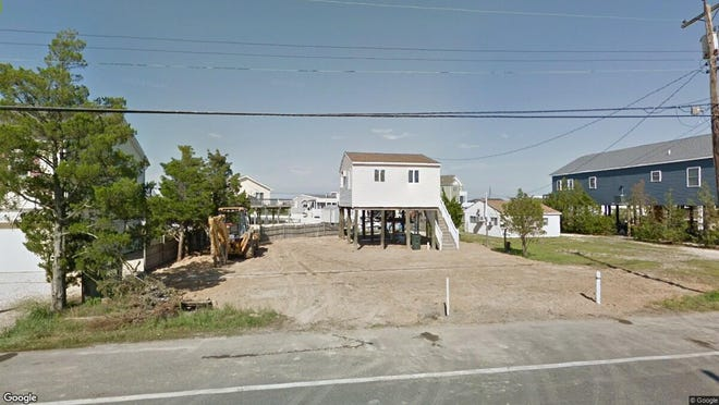 This Google Street View image shows the approximate location of 703 S. Green St. in Tuckerton. The property at this address changed hands in August 2019, when new owner bought the property for $161,500.