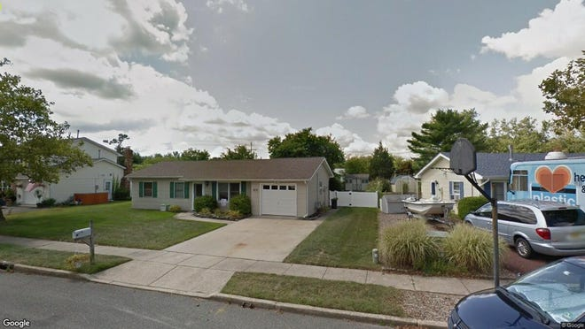 This Google Street View image shows the approximate location of 50 Tulsa Drive So in Barnegat. The property at this address changed hands in August 2019, when new owner bought the property for $183,500.