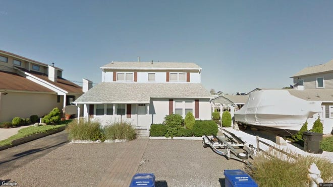 This Google Street View image shows the approximate location of 24 Anchorage Drive in Toms River. The property at this address changed hands in August 2019, when new owners bought the property for $429,000.