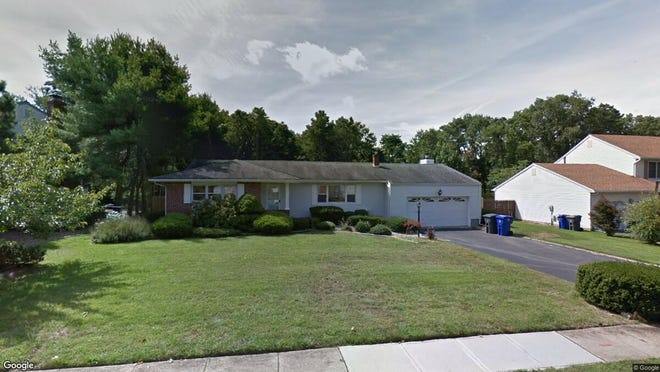 This Google Street View image shows the approximate location of 72 Buckingham Drive in Toms River. The property at this address changed hands in September 2019, when new owners bought the property for $330,000.