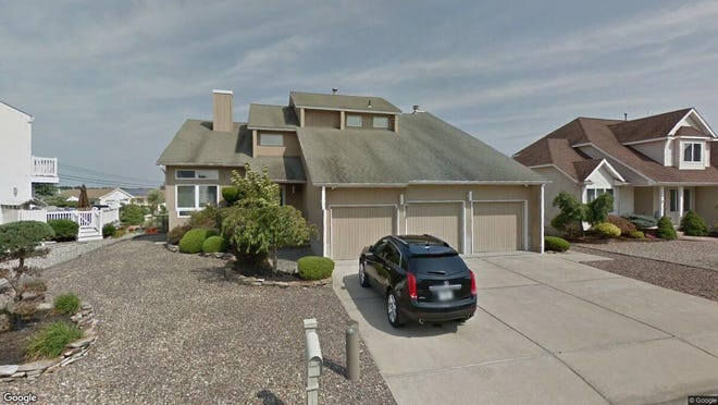 This Google Street View image shows the approximate location of 602 Franklin Court in Lacey. The property at this address changed hands in August 2019, when new owner bought the property for $485,000.