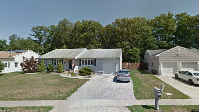 This Google Street View image shows the approximate location of 422 Lake Barnegat Drive No in Lacey. The property at this address changed hands in September 2019, when new owner bought the property for $290,000.