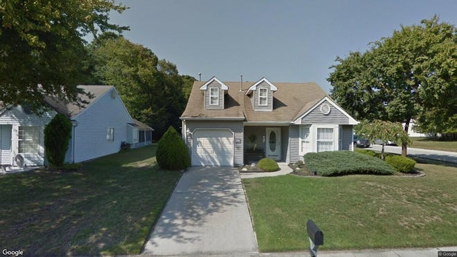 This Google Street View image shows the approximate location of 201 Danbury Drive in Little Egg Harbor. The property at this address changed hands in September 2019, when new owner bought the property for $160,000.