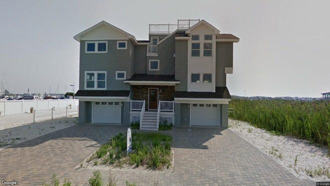 This Google Street View image shows the approximate location of 13 Sunset Blvd. in Long Beach Township. The property at this address changed hands in July 2019, when new owners bought the property for $982,500.