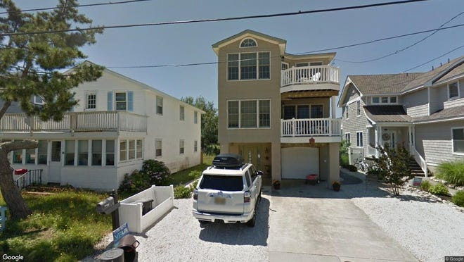This Google Street View image shows the approximate location of 18 E. 13th St. in Long Beach Township. The property at this address changed hands in September 2019, when new owners bought the property for $830,000.