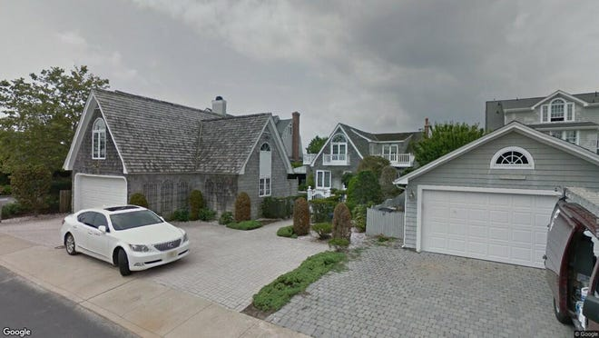This Google Street View image shows the approximate location of 952 Lagoon Lane in Mantoloking. The property at this address changed hands in July 2019, when new owner bought the property for $3,200,000.