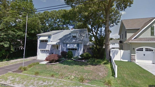 This Google Street View image shows the approximate location of 2209 Mahoney Drive in Point Pleasant. The property at this address changed hands in July 2019, when new owners bought the property for $360,000.