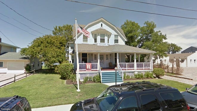 This Google Street View image shows the approximate location of 105 Trenton Ave. in Point Pleasant Beach. The property at this address changed hands in July 2019, when new owner bought the property for $800,000.