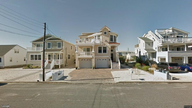 This Google Street View image shows the approximate location of 232 N. Fourth St. in Surf City. The property at this address changed hands in September 2019, when new owners bought the property for $1,250,000.