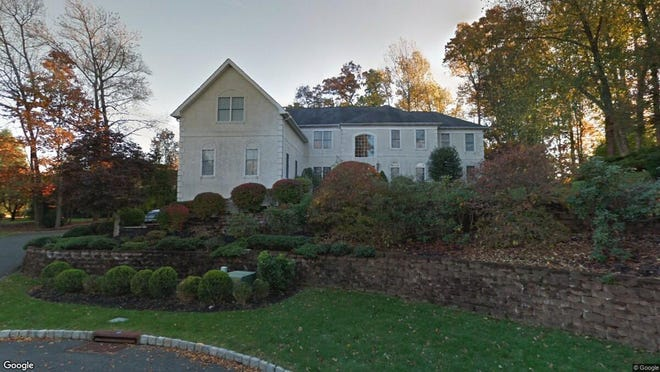 This Google Street View image shows the approximate location of 16 Devon Court in Bernards. The property at this address changed hands in July 2019, when new owners bought the property for $1,250,000.