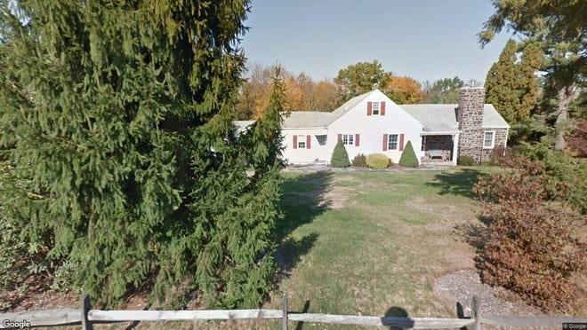 This Google Street View image shows the approximate location of 134 Readington Road in Branchburg. The property at this address changed hands in June 2019, when new owner bought the property for $450,000.
