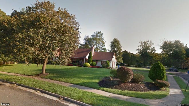 This Google Street View image shows the approximate location of 15 Heather Drive in Franklin. The property at this address changed hands in July 2019, when new owners bought the property for $455,000.