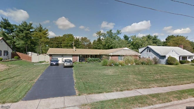 This Google Street View image shows the approximate location of 20 Flower Road in Franklin. The property at this address changed hands in July 2019, when new owners bought the property for $362,000.