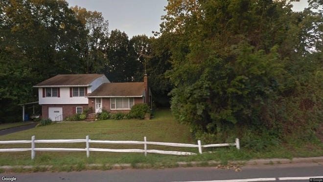 This Google Street View image shows the approximate location of 145 Bunker Hill Road in Franklin. The property at this address changed hands in August 2019, when new owner bought the property for $325,000.