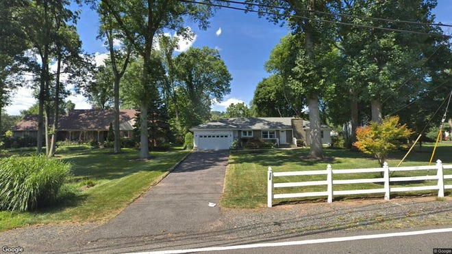 This Google Street View image shows the approximate location of 176 Greenbrook Road in Green Brook. The property at this address changed hands in June 2019, when new owners bought the property for $425,000.