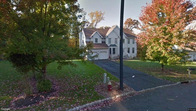 This Google Street View image shows the approximate location of 4 Spruce Hollow in Green Brook. The property at this address changed hands in July 2019, when new owners bought the property for $700,000.