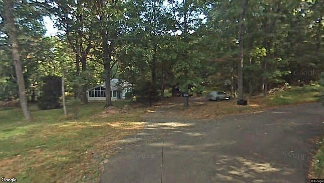 This Google Street View image shows the approximate location of 16 Dogwood Lane in Green Brook. The property at this address changed hands in July 2019, when new owners bought the property for $300,000.